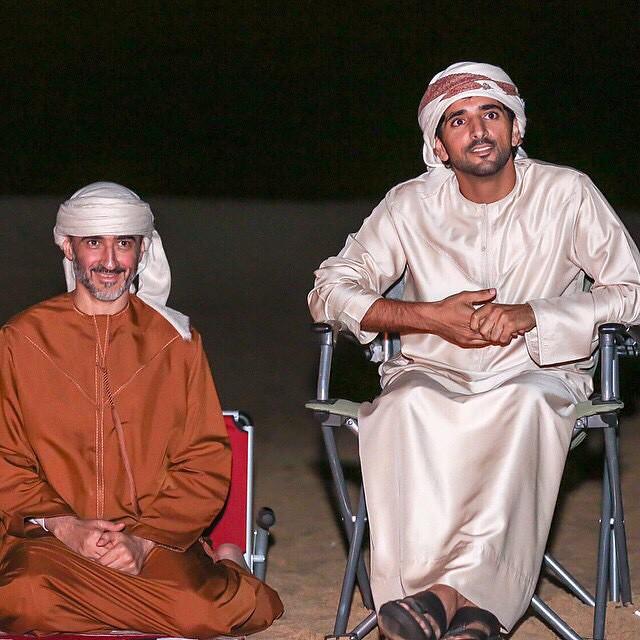 46ca1931c ... سمو الشيخ حمدان بن محمد بن راشد آل مكتوم ولي عهد دبي اثناء حضور مأدبة  العشاء