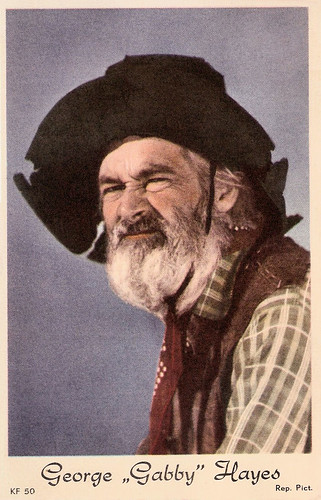 George 'Gabby' Hayes