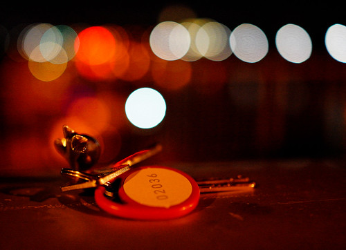 Key to the heart? No only to the office... | by mripp