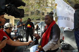 NT Borroloola Indigenous travel to Glencore in Sydney | by lockthegate