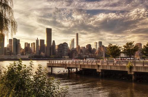 concrete jungle building manhattan newyork