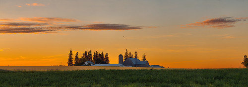 panorama goldenhour landscape olympusomdem5 stjacobs woolwichtownship waterlooregion ontario canada oloneo microsoftice gimp