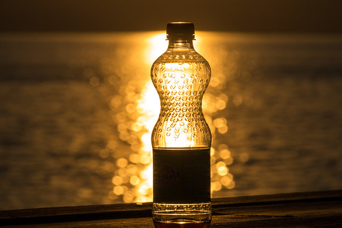 Bottle at Sunset | by Infomastern