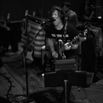 Wed, 10/09/2014 - 10:57am - Ryan Adams with an audience of WFUV Members at Electric Lady Studios in New York City, 9/9/14. Photo by Gus Philippas