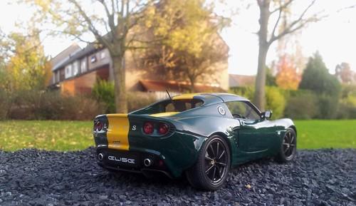 1:18 Lotus Elise Type R25 | by www.MODELCARWORKSHOP.nl