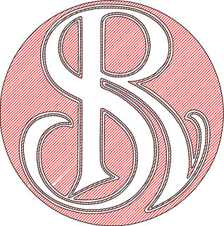 A. A. Turbayne 'SR' Monogram