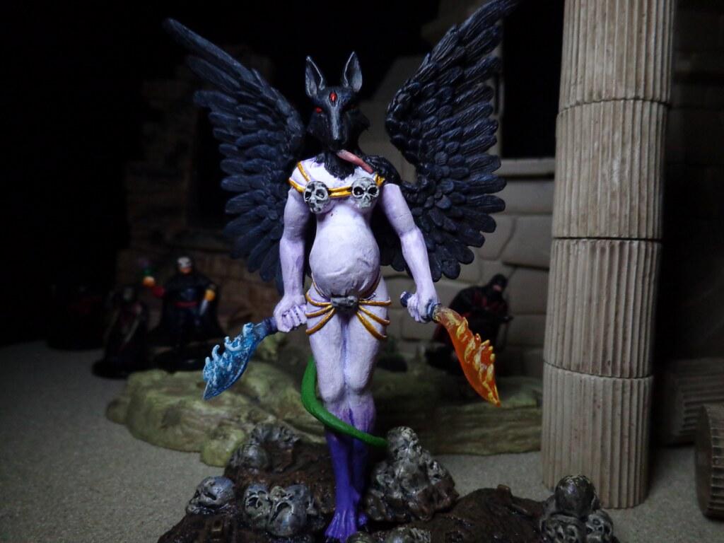 Lamashtu | Mother of Monsters and Killer of Children, Lamash… | Flickr