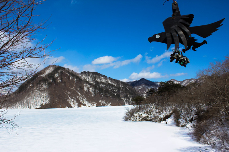 冬の奥鬼怒温泉郷