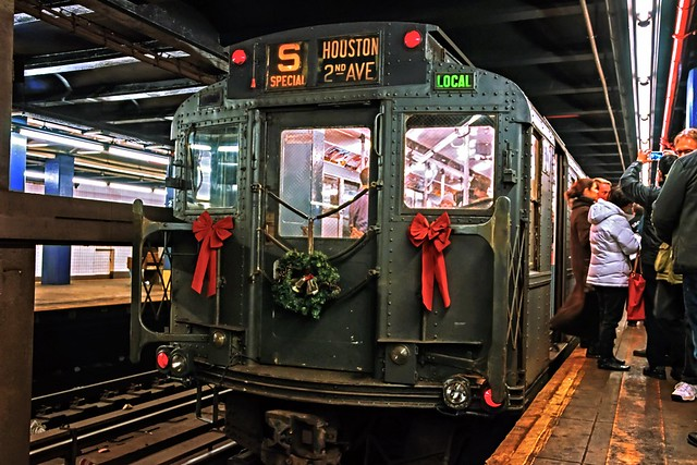 The Holiday Nostalgia Train