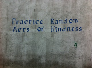 Practice Random Acts of Kindness   by MarcieLew