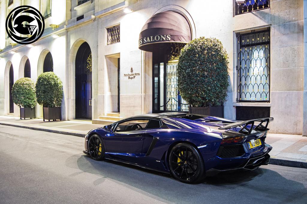 Lamborghini Aventador Roadster Dmc Lp900 4 Molto Veloce Flickr