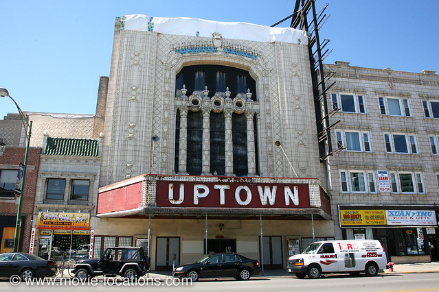 Transformers: Age Of Extinction film location: Uptown Theatre
