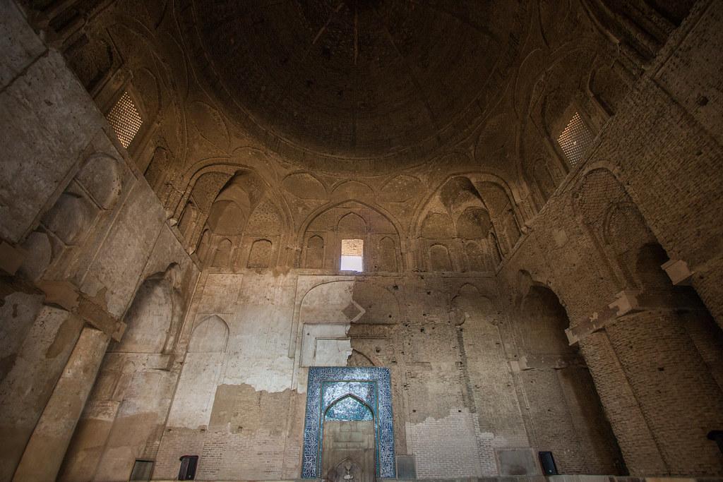 Jamah Masjid d'Ispahan