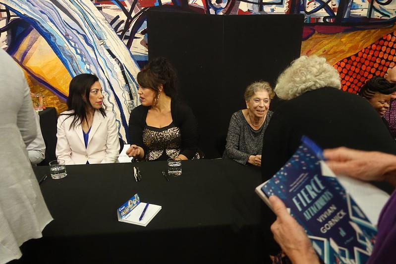 Carmen Aguirre, Tusiata Avia and Pettina Gappah