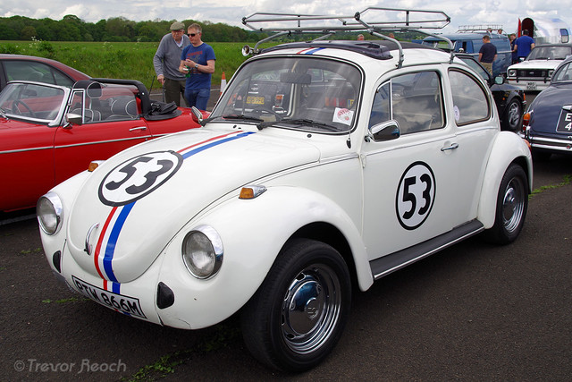 PTW 866M VW Beetle Herbie lives on