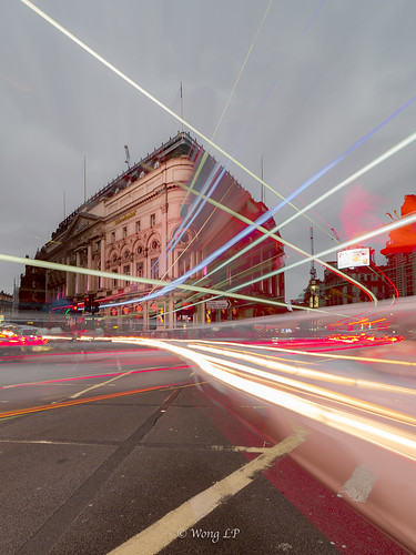 Believe it or Not...Picadilly Circus Frenzy | by wonglp