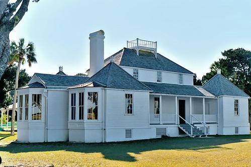 house florida porch plantation historical jacksonville pavilions widowswalk