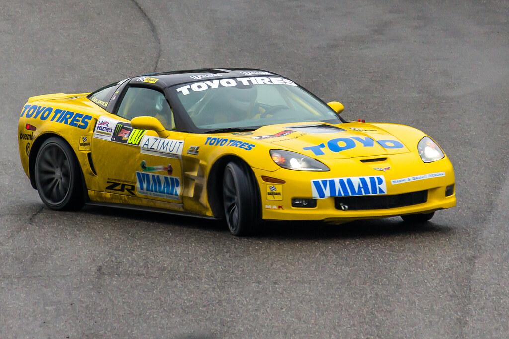 Corvette 007 Graziano Rossi - Rally Show Monza 2014. | Flickr