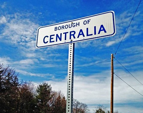 Centralia, PA Welcome | by dfirecop