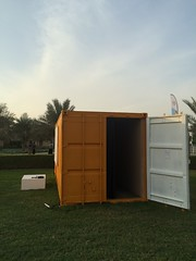 Installation at Maraya Park