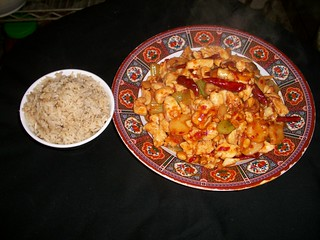 B33 Kung Pao Chicken   by Golden Gate Chinese Restaurant