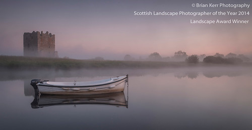 Threave Castle On A Misty Morning | by .Brian Kerr Photography.