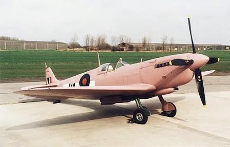 Spitfire Camoutint pink
