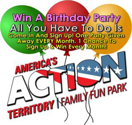 Win A Birthday Party Milwaukee New Specials Childrens Ideas At