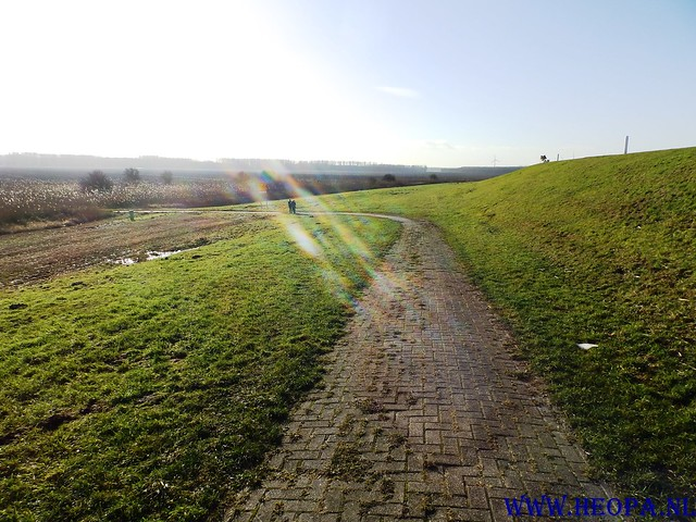 2015-01-17  VOC Wandeltocht Almere  16.5 Km   (16)