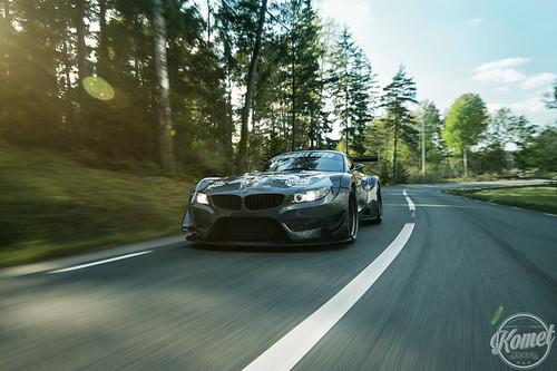 BMW Z4 GT3 Turbo