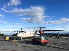 Flughafen Trondheim