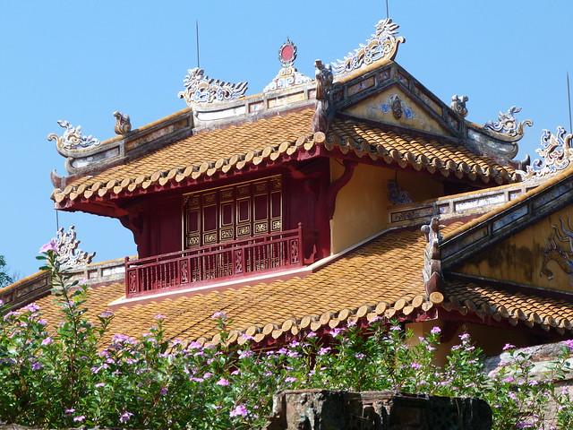 Tumba en Vietnam
