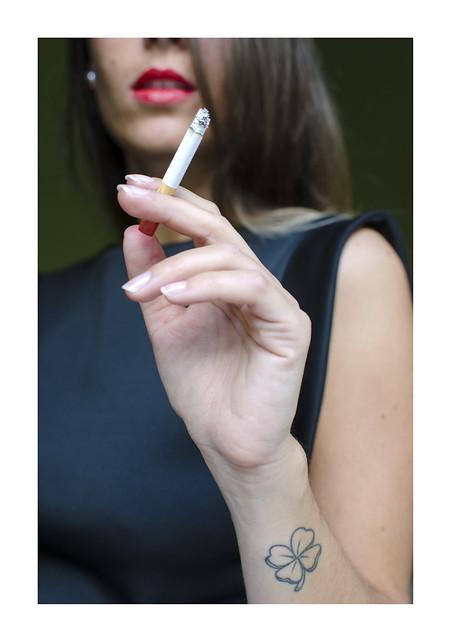 smoker Chiara