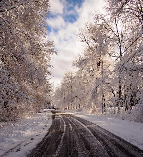 White Thanksgiving Road | by ramcewan