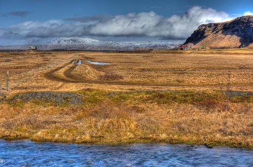 Landschap, IJsland
