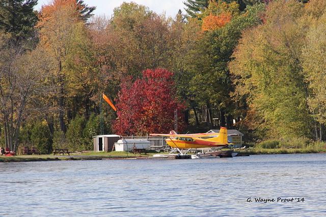 1963 Cessna 185C Skywagon C-FEWE