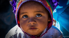 2014 - Copper Canyon - Young Tarahumara - 1 of 3