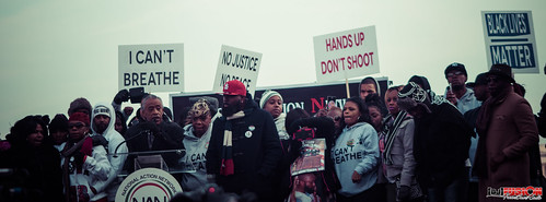 Justice for All March - Dec. 13, 2014 | by fuseboxradio