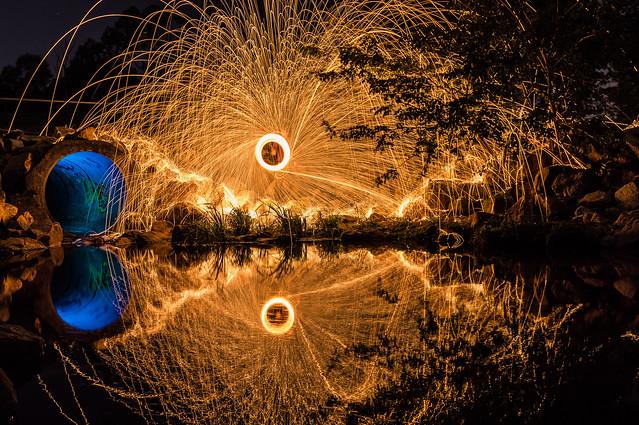 Combustion Pandemonium