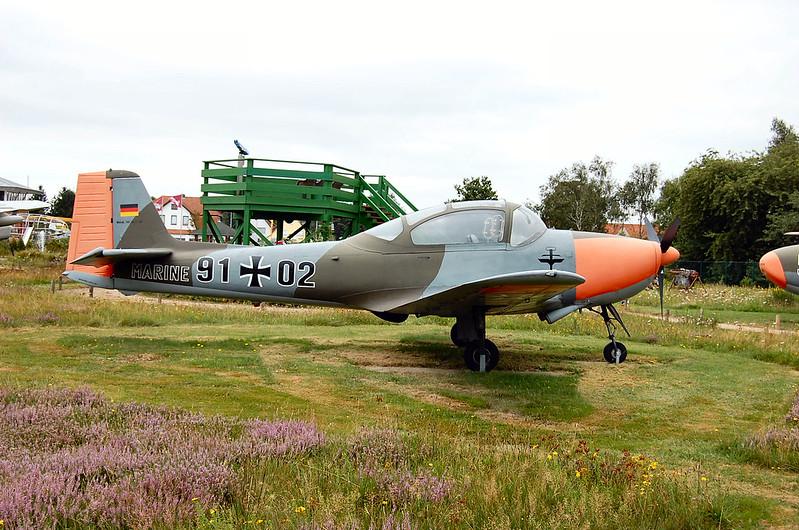Piaggio P-149D 4