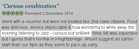 Reviews of Live Jazz Duos Put on by jazz-for-hire.co.uk | by Jazz For Hire London