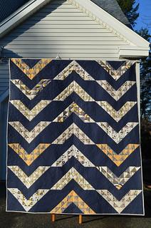 Arrows Quilt Pattern for MQG