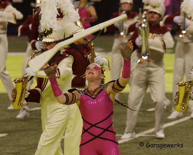2014 St Louis Super Regionals High School Marching Band Competition