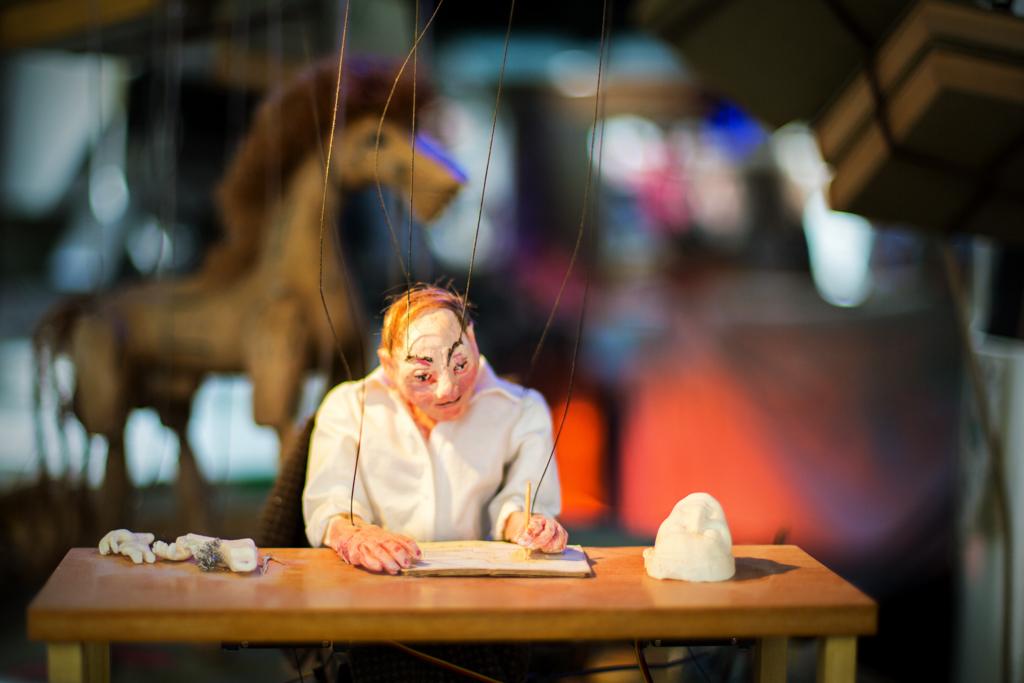 The puppet maker