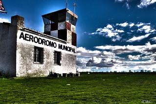 """Aeródromo """"El Busto"""" HDR II"""