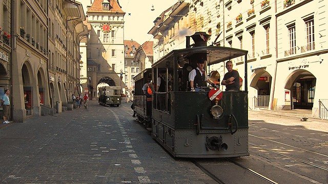 Steam Tramway Bern 2011
