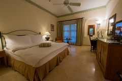 Room at Mövenpick Resort & Spa Dead Sea // Trip to Jordan