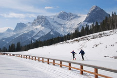 Kananaskis Country - Canmore Nordic Centre Provincial Park