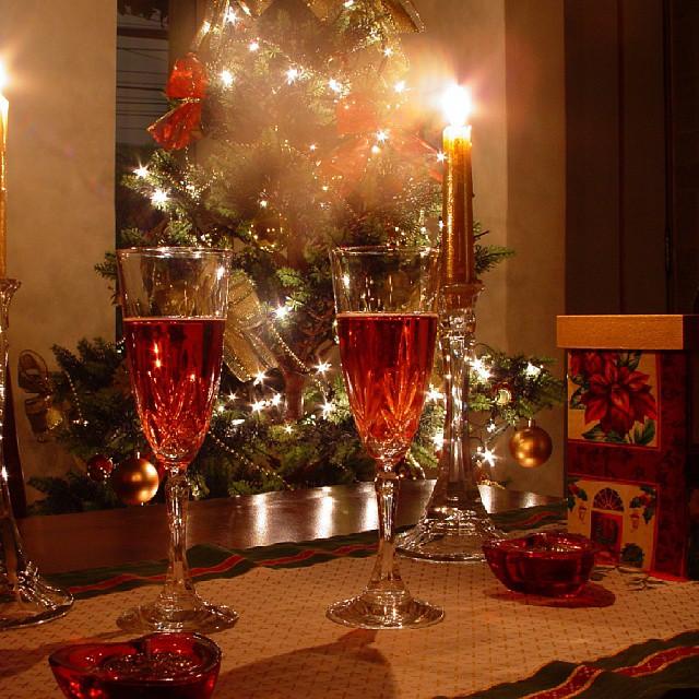 Feliz festas de final de ano a todos os amigos e aos potenciais eventuais amigos tb... Taba e Xime.