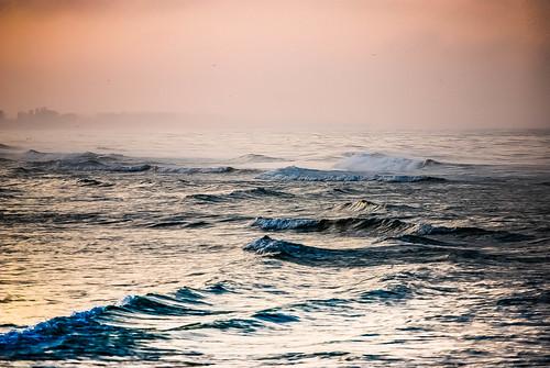 sunset beach waves florida 2007 annamariaisland